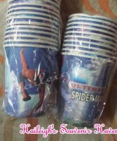 PAPER CUPS [10s]: SPIDERMAN