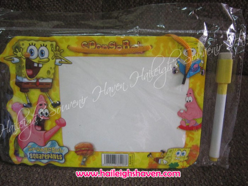 Spongebob Mini-Whiteboard