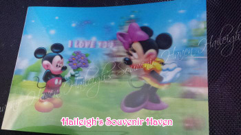 PLACEMAT: MICKEY AND FRIENDS