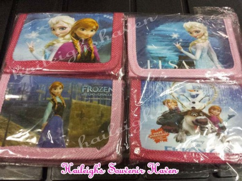 WALLET: Disney Frozen