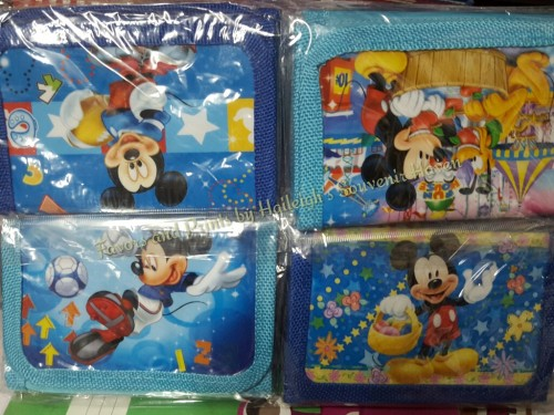 WALLET: Mickey Mouse