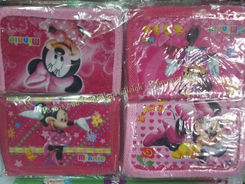 WALLET (12s): MINNIE MOUSE