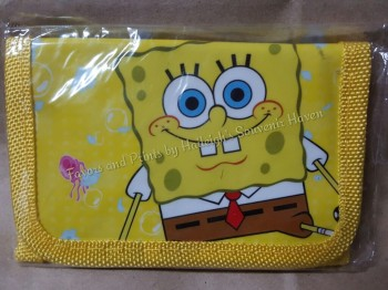 WALLET (12s): SPONGEBOB