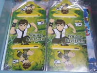 INVITES (Ready Made): Ben10