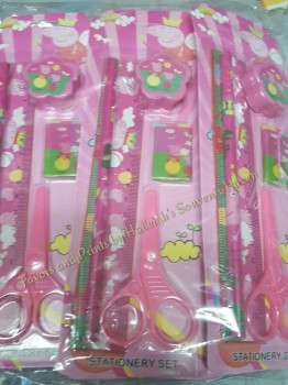 PENCIL SET (12s): PEPPA PIG