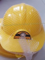 CONSTRUCTION THEME: HARD HAT TOY