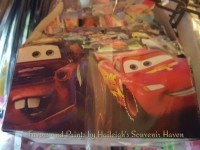 MUNCHKIN BOXES / DONUT BOXES (12s): DISNEY CARS
