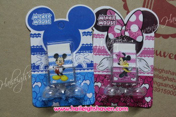 ERASER: MICKEY / MINNIE MOUSE