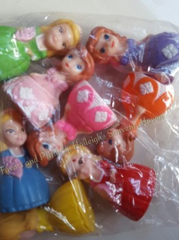 PENCIL TOPPER SET: SOFIA THE FIRST (8s)