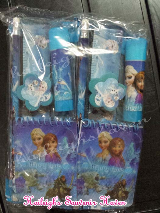 PENCIL SET: DISNEY FROZEN