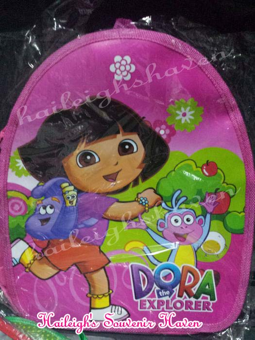 BACKPACK: DORA (Small)