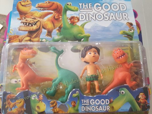 The Good Dinosaur Toy Set