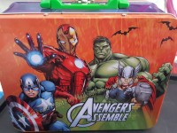 LUNCH BOX (TIN): AVENGERS