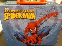 LUNCH BOX (TIN): SPIDERMAN