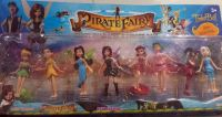 Tinkerbell (Pirate Fairy) Cake Topper Toy Set