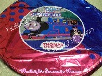BALLOON (FOIL, 10s): THOMAS THE TRAIN