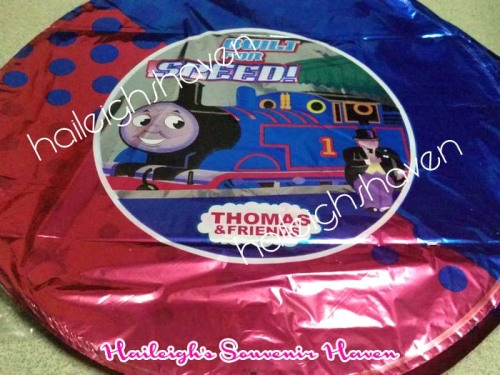 FOIL BALLOON: THOMAS THE TRAIN