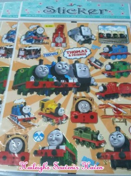 LASER STICKER (10s): THOMAS THE TRAIN