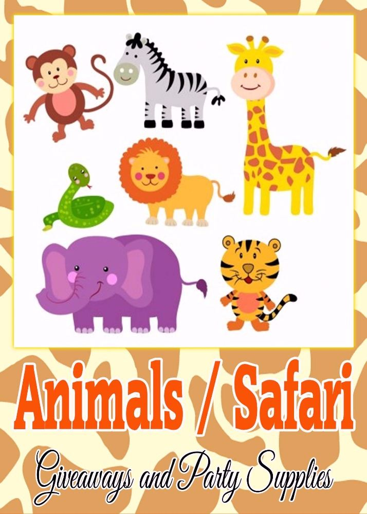 Safari-themed