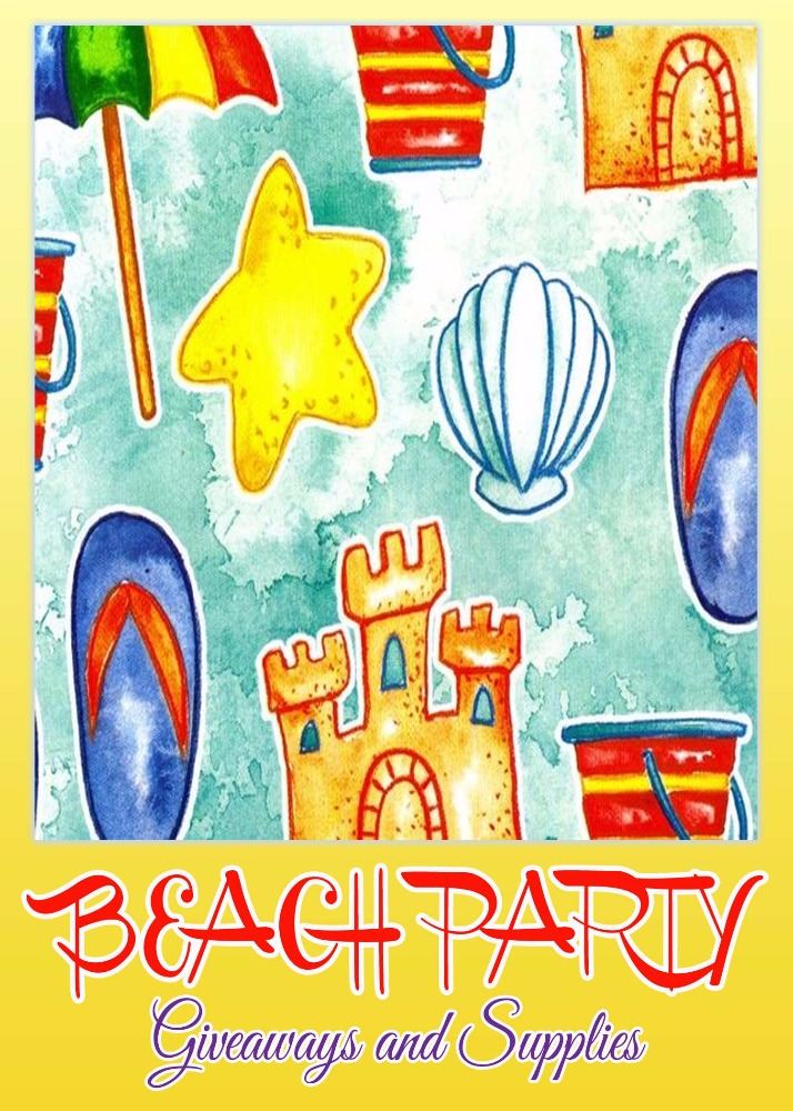 Beach Party Theme