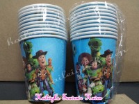 PAPER CUPS [10s]: TOY STORY