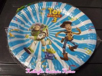 PAPER PLATES  [10s]: TOY STORY