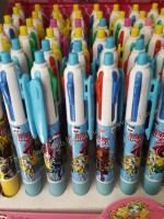 MULTICOLOR INK PEN (12s): MONSTER HIGH