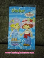 STICKER BOOK (12s): STRAWBERRY SHORTCAKE