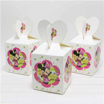 LOOT BOXES (RECTANGULAR): MINNIE MOUSE