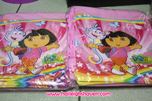 DRAWSTRING BAG (BIG): DORA