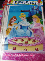 LOOT BAGS (SMALL): DISNEY PRINCESS