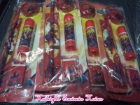 PENCIL SET (12s): SPIDERMAN