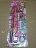 PENCIL SET (12s): BARBIE