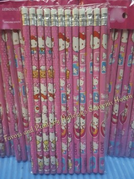 PACK OF PENCILS [12S]: HELLO KITTY