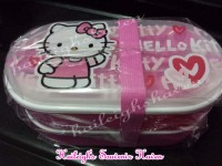 LUNCH BOX: HELLO KITTY (PRE-ORDER)