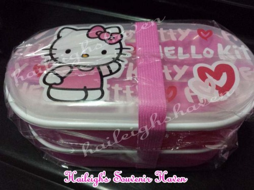 LUNCHBOX: HELLO KITTY