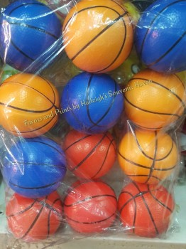 STRESS BALLS (12s): BASKETBALL