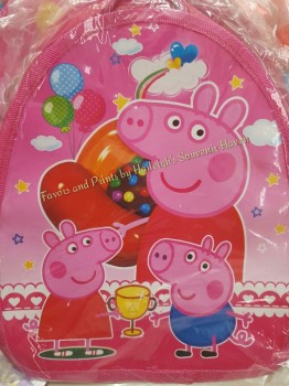 BACKPACK: PEPPA PIG (Small)