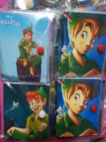 MINI-NOTEBOOK WITH PEN: PETER PAN