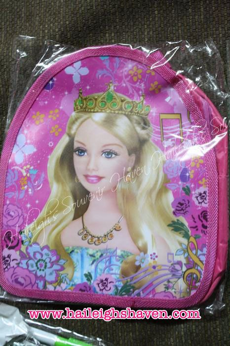 BACKPACK: BARBIE (Small)