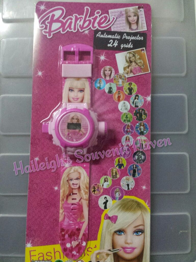 WATCH (Projector, Design #1): BARBIE