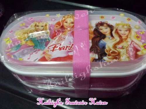 LUNCH BOX: BARBIE