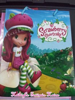 PAPER BAG (MEDIUM): STRAWBERRY SHORTCAKE