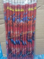 PACK OF PENCILS [12S]: SPIDERMAN