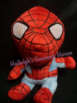 SPIDERMAN STUFFED TOY
