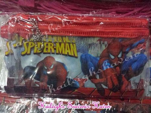 PENCIL CASE: SPIDERMAN (Regular)
