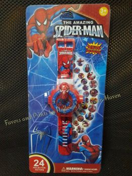 WATCH (Projector): SPIDERMAN
