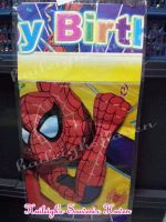 Party Banner (Ready-Made): SPIDERMAN