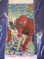 PLASTIC TABLE COVER: SPIDERMAN