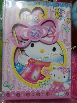 DIARY / JOURNAL: HELLO KITTY